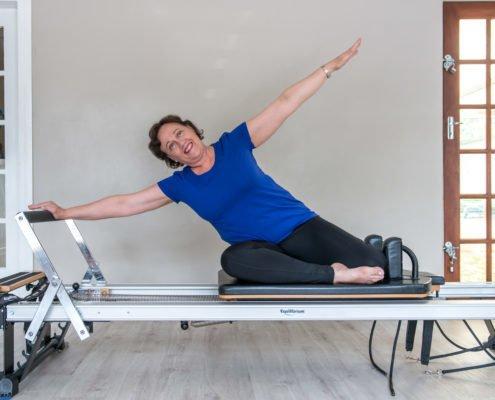 Mature Pilates