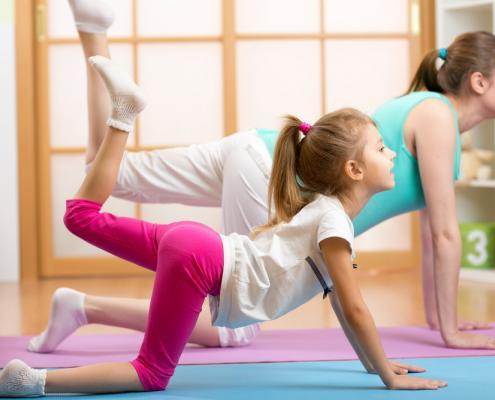 Kiddies Pilates